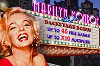 Игровой автомат Marilyn Monroe